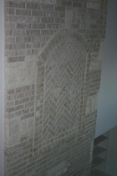 Fit damper retro fireplace