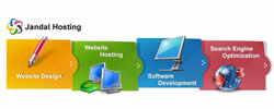 Website Hosting and Website Design form Jandal Hosting