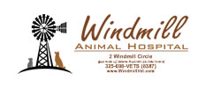 Windmill Animal Hospital - Where Family Pets Find Loving Care